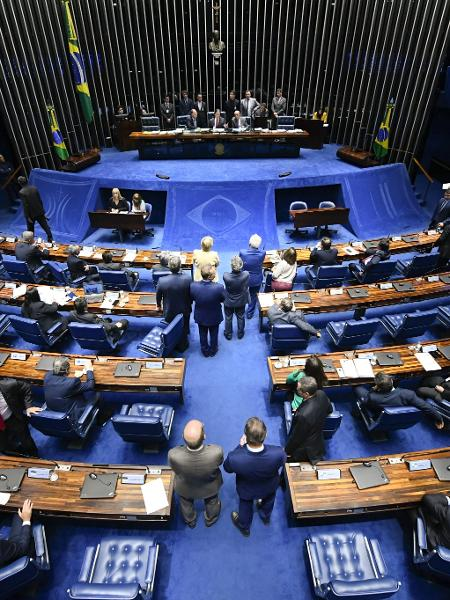 plenário do Senado - Marcos Oliveira/Agência Senado
