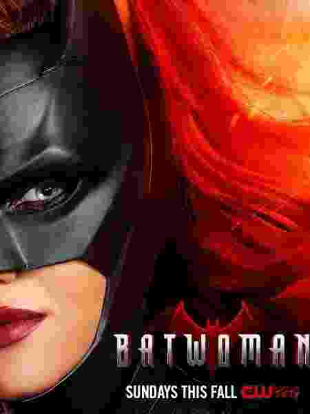 """Pôster de """"Batwoman"""" liberado hoje pela CW - Divulgação"""