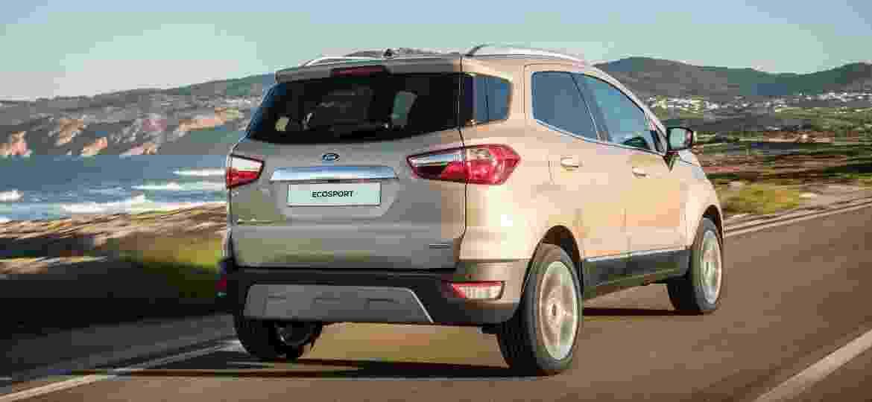 Ford EscoSport Titanium 2020 - Divulgação