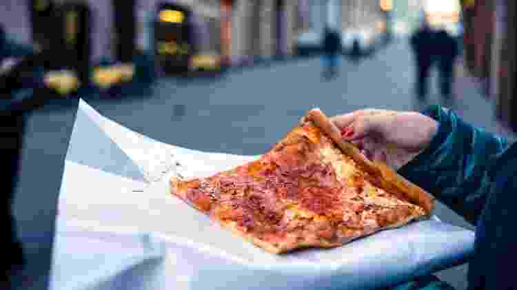 São 2.915 novos negócios de street food abertos na Itália entre 2014 e 2019 - Getty Images/iStockphoto