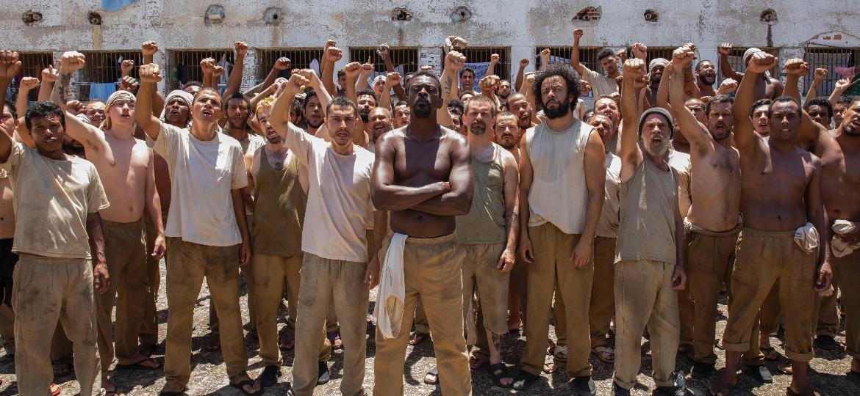 Irmandade, série da Netflix com Seu Jorge - Aline Arruda/Netflix