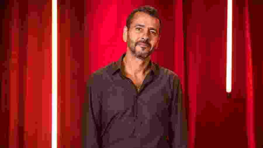 Amadeu (Marcos Palmeira) quer voltar para Maria da Paz (Juliana Paes) - João Miguel Júnior/Globo