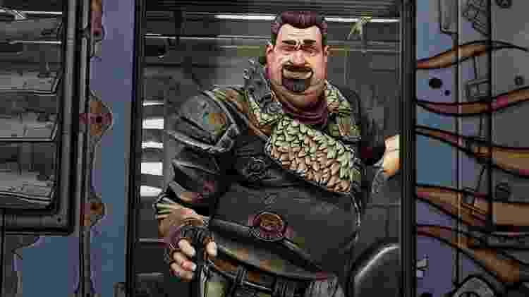 Marcus, o vendedor de armas trambiqueiro - Reprodução