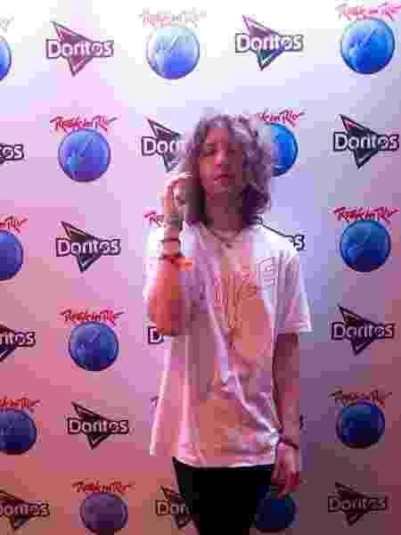 Lucas Jagger - Reprodução
