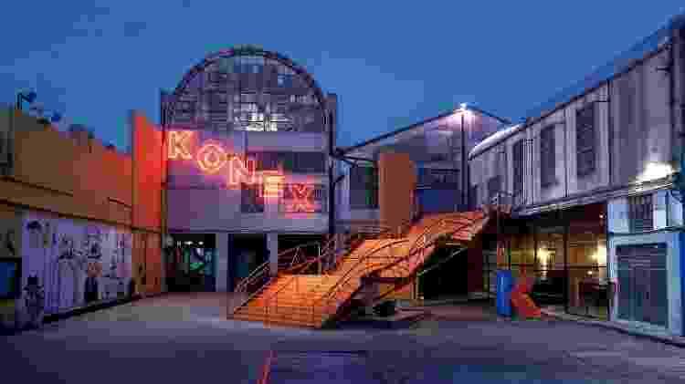 Konex: balada que funciona em uma antiga fábrica e depósito de azeites - Ente de Turismo de la Ciudad de Buenos Aires/Divulgação
