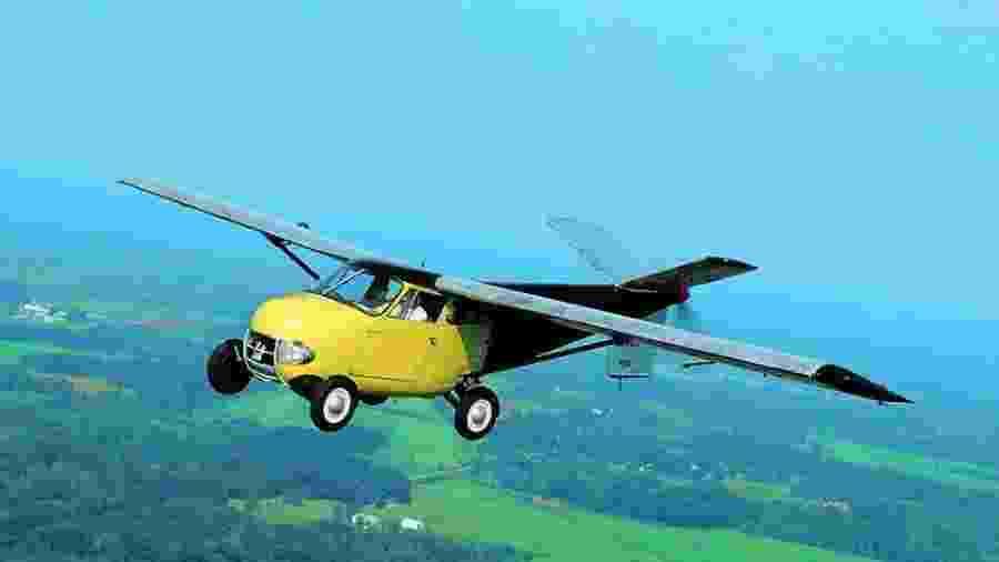 """Molt Taylor""""s Aerocar 1954 - Divulgação"""