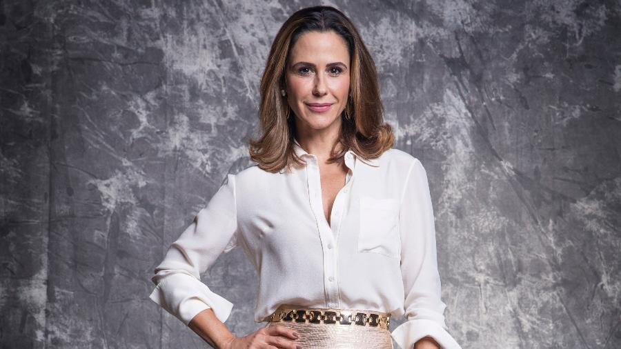 """Guilhermina Guinle como Dominique em """"Salve-se Quem Puder"""" - Divulgação/Globo"""