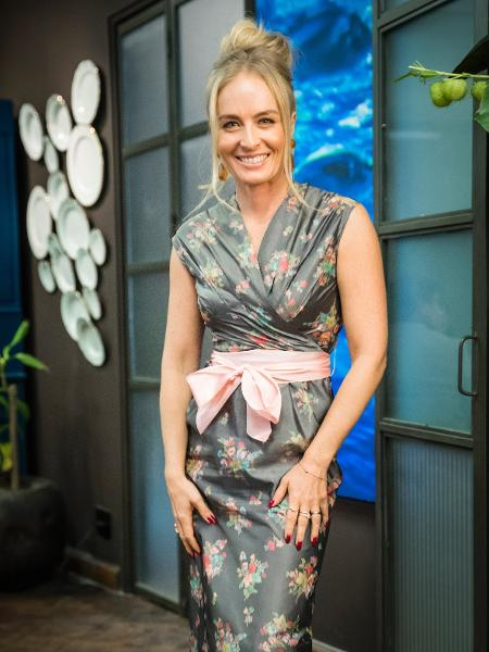 Angélica estreia em abril na Globo o programa Simples Assim  - João Miguel Jr. TV Globo