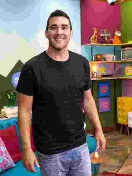 André Marques  - Divulgação TV Globo