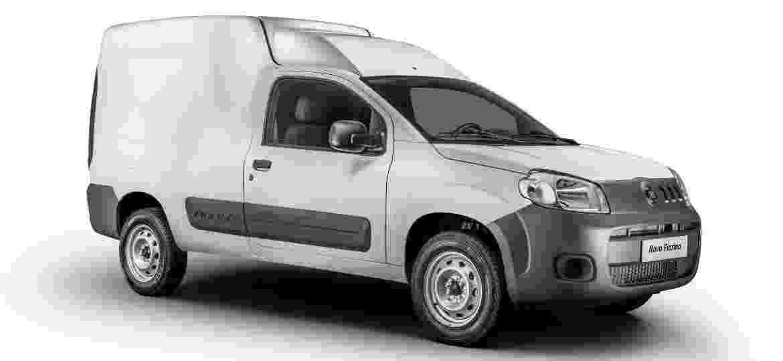 Fiat Fiorino lidera segmento de furgões há quase três décadas - Divulgação