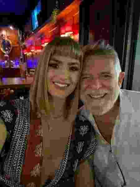 Carol Junger e José de Abreu moram há meses na Nova Zelândia - Arquivo pessoal - Arquivo pessoal