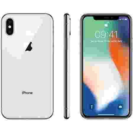 IPhone X - Divulgação - Divulgação