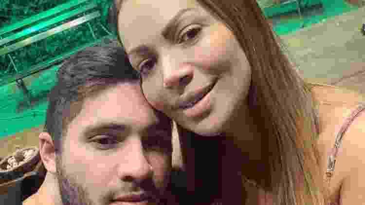 Monilton Moura e Solange Almeida - Reprodução / Instagram - Reprodução / Instagram