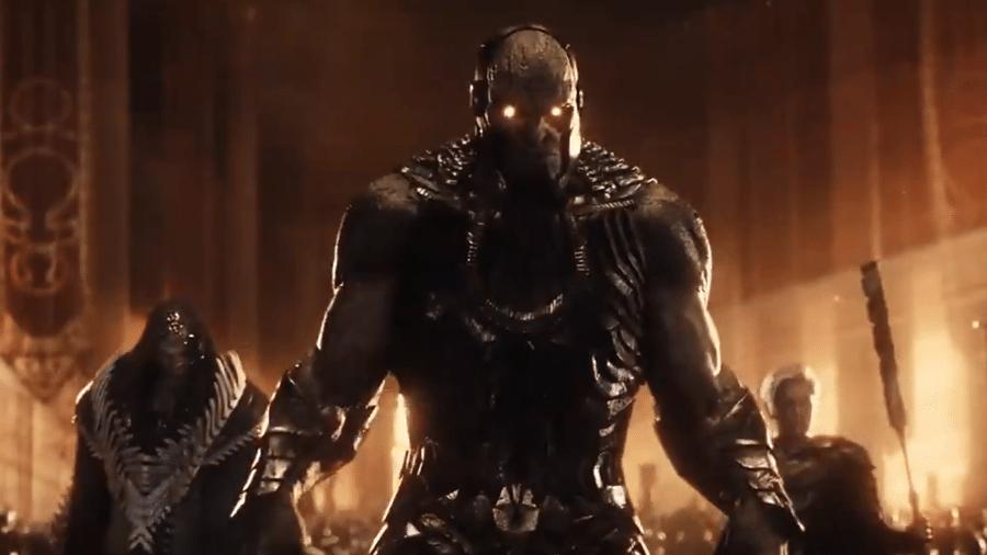 A nova prévia mostra cenas de uma batalha no mundo do vilão  - Reprodução