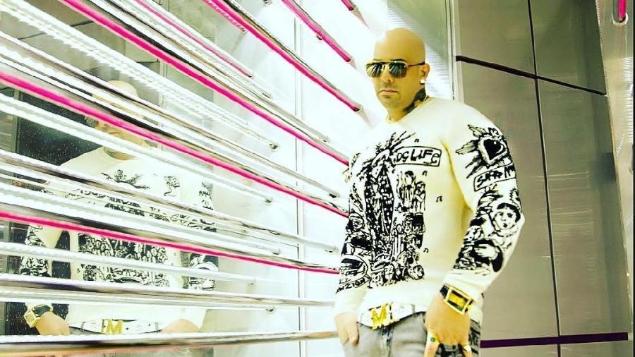 Rapper e produtor musical Mally Mall é condenado a prisão - Instagram/@mallymall