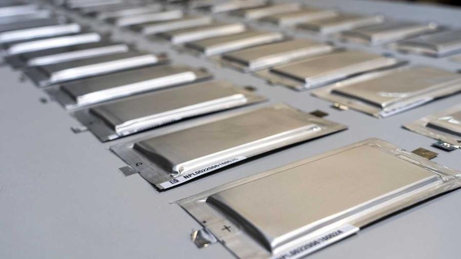 Baterias em estado sólido da Solid Power - Divulgação