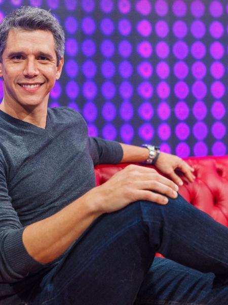 Márcio Garcia estaria sofrendo lobby de colegas para que seu programa acabe - Artur Meninea/TV Globo
