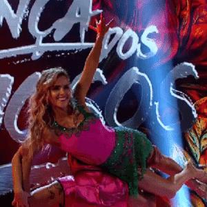 13.nov..2016 - Dança dos Famosos - Reprodução/TV Globo