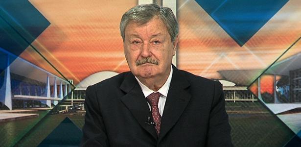 Após mais de 50 anos de jornalismo, Carlos Chagas encerrou a carreira na TV em 2016 - Divulgação