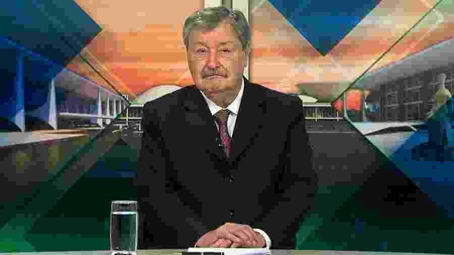 Depois de mais de 50 anos de jornalismo, Carlos Chagas encerra carreira na TV - Divulgação