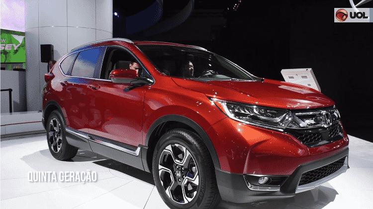 Honda CR-V still - Reprodução - Reprodução