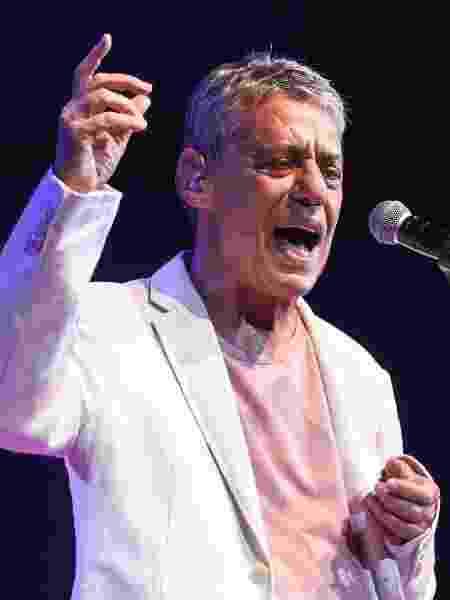 Chico Buarque no Show de Verão da Mangueira, no Rio de Janeiro - Roberto Filho/Brazil News