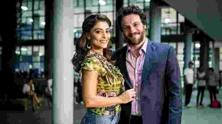 Juliana Paes e Rodrigo Lombardi voltam a formar o casal principal de uma novela de Glória Perez - Divulgação/TV Globo - Divulgação/TV Globo