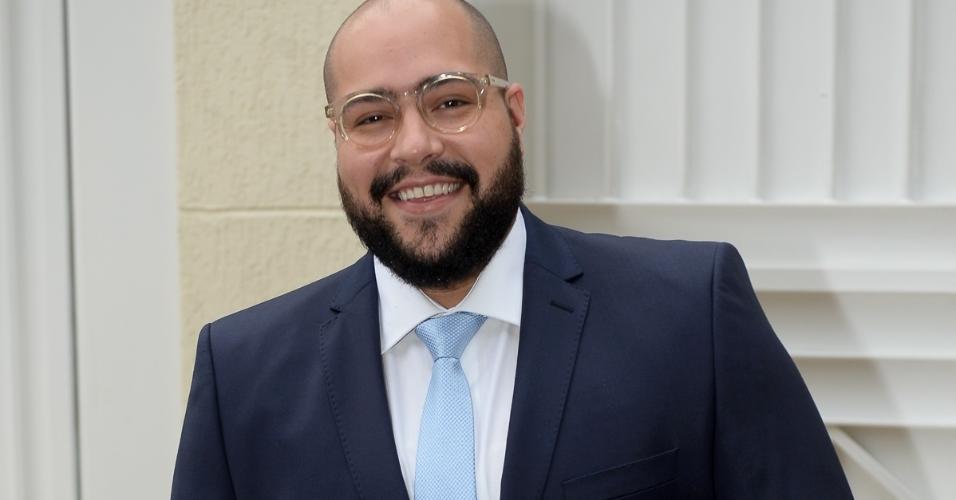 Tiago Abravanel será uma das atrações da festa de casamento