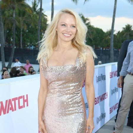 Pamela Anderson  - Getty Images