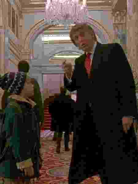 Trump em cena de Esqueceram de Mim 2 - Perdido em Nova York - Reprodução - Reprodução