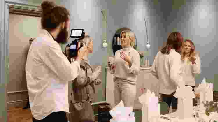 Nem todos os negócios da sueca deram certo, como uma revista de celebridades e uma loja virtual - Isabella Lowengrip - Isabella Lowengrip