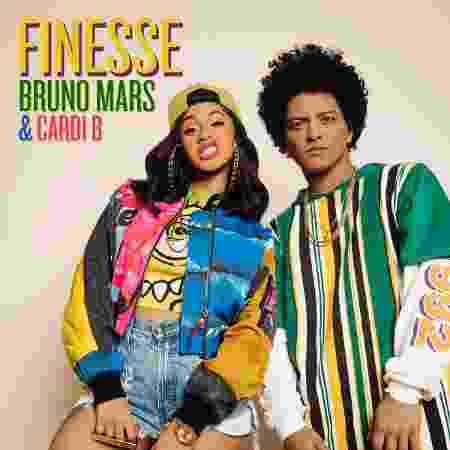 Bruno Mars e Cardi B - Divulgação - Divulgação