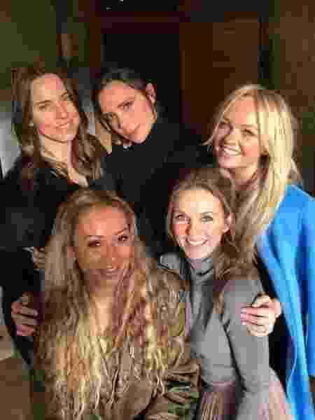 As Spice Girls - Reprodução/Instagram