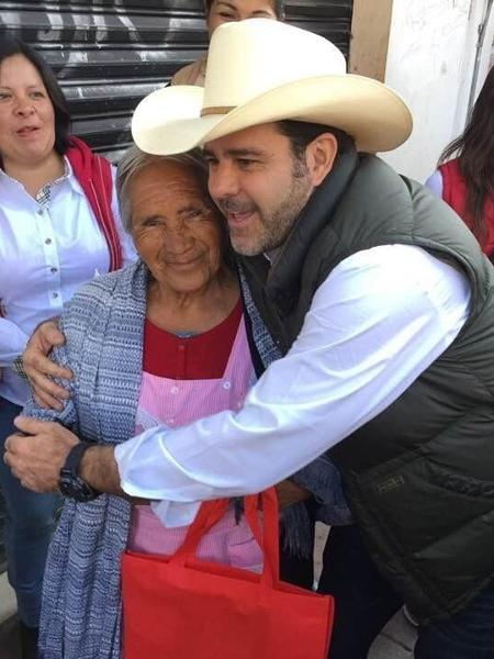 Capetillo deixou a TV para se tornar prefeito no México - Reprodução/Instagram