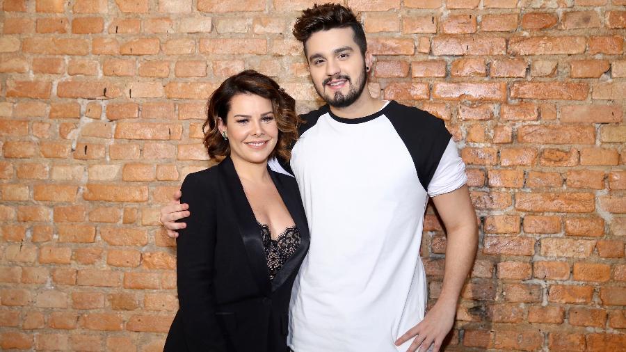 """Fernanda Souza e Luan Santana apresentam o """"Só Toca Top"""", no ar na Globo e no Multishow - Manuela Scarpa/Brazil News"""