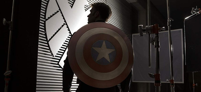 Chris Evans se despede do Capitão América após oito anos com o personagem - Reprodução