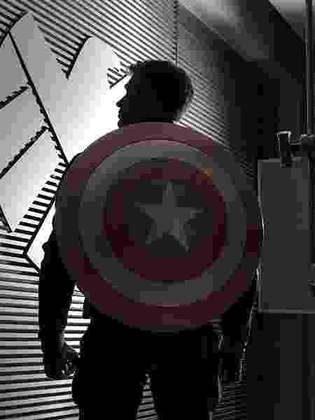 """Cena do filme """"Capitão América 2: O Soldado Invernal"""" - Reprodução - Reprodução"""