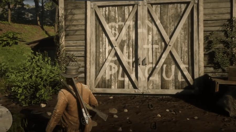 """Imagem de """"Red Dead Redemption 2"""", game da Rockstar - Reprodução"""