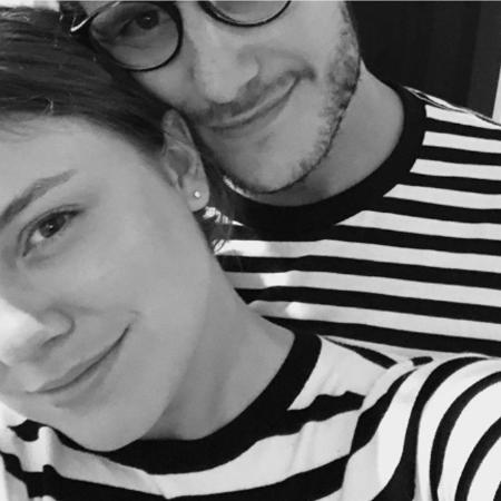 Alice Wegmann assume namoro com Miguel Ribas Gastal - Reprodução/Instagram