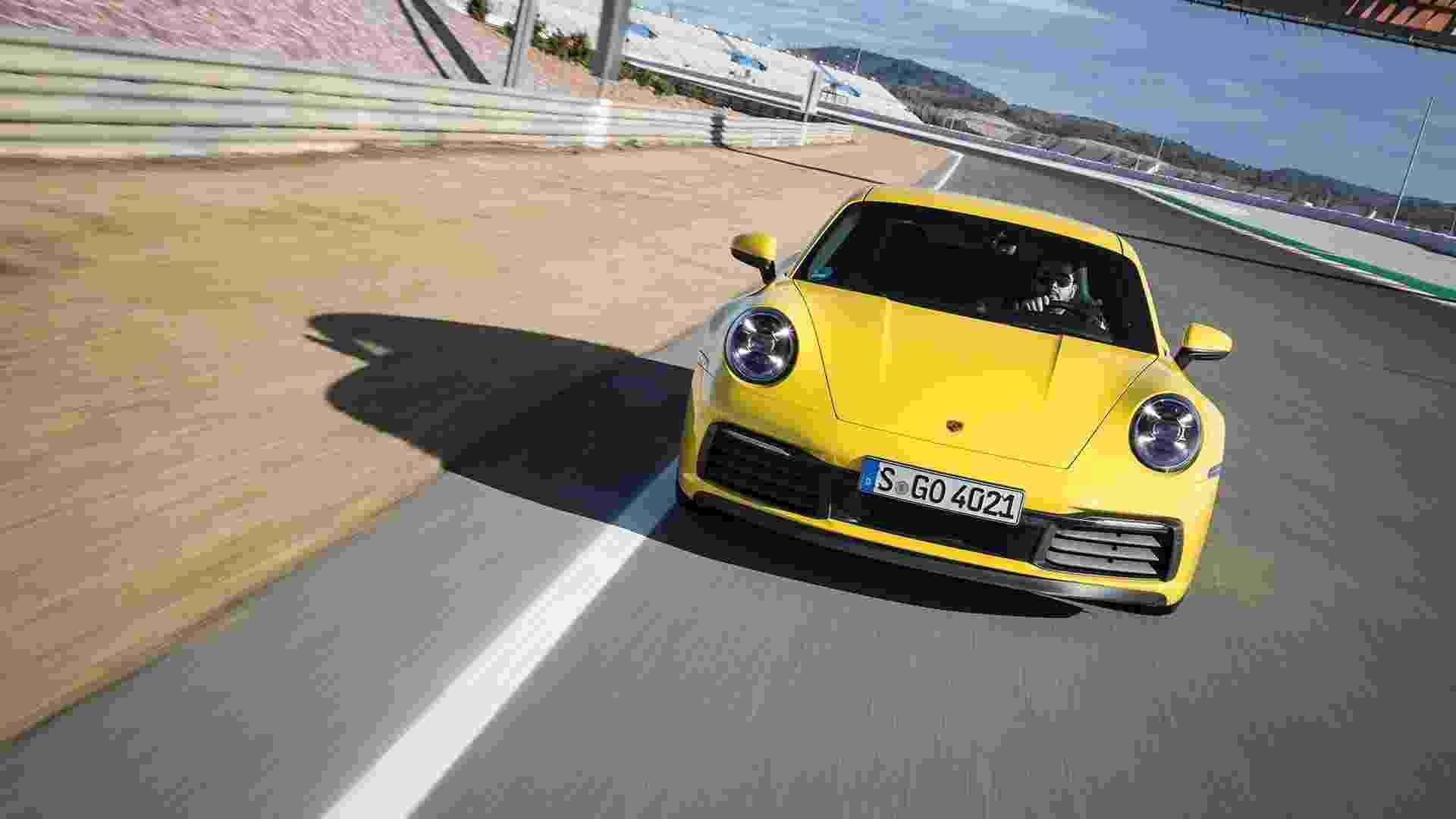 Porsche 911 (992) - Rossen Gargolov/Porsche
