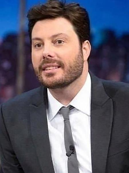 Danilo Gentili - Divulgação / SBT
