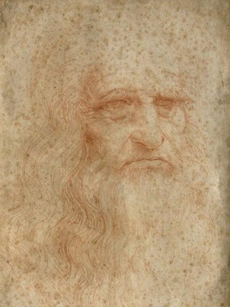 Leonardo da Vinci - M. C. MISITI/INSTITUTO CENTRAL DE RESTAURAÇÃO