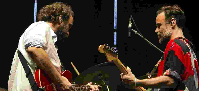 Los Hermanos faz show no Maracanã - Bruna Prado/UOL