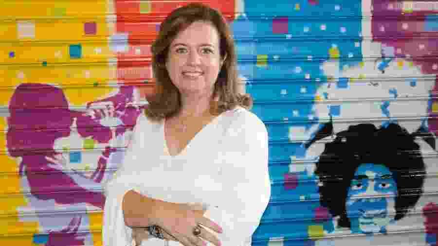 Andrea Gomides trocou a carreira de executiva para ajudar projetos sociais - Divulgação
