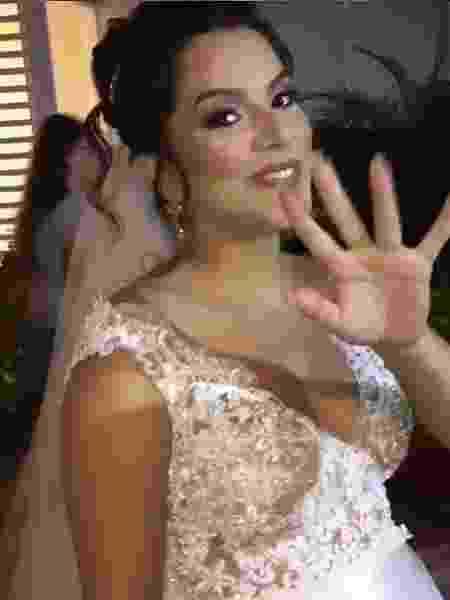 Jéssica Victor Guedes, que morreu momentos antes do casamento - Reprodução/Instagram