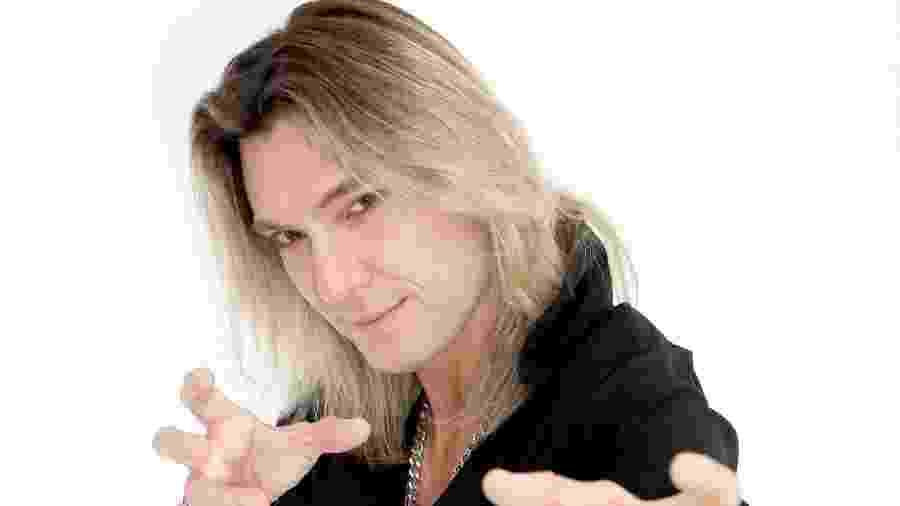 O cantor Edu Falaschi  - Divulgação