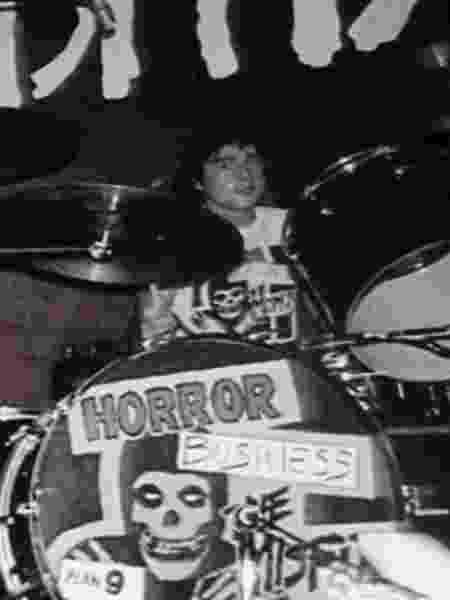 Image tocou na banda entre 1978 e 1980 - GoFundMe.com/Reprodução