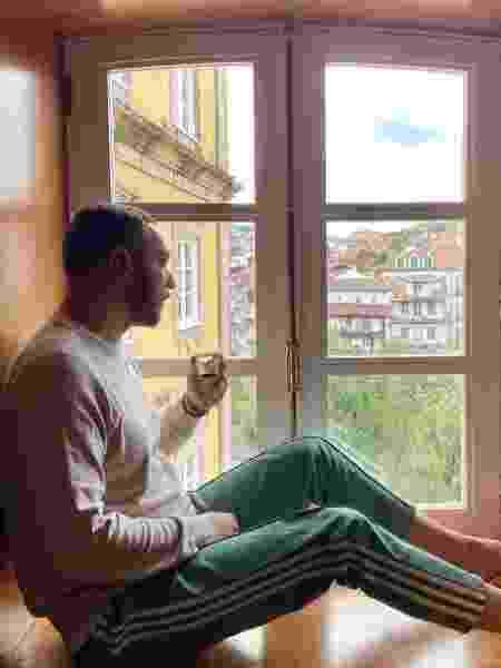 rafael tonon - portugal - Arquivo pessoal - Arquivo pessoal