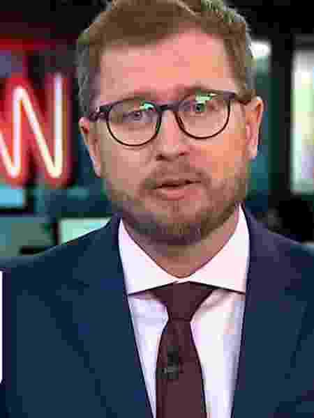 Leandro Narloch, demitido da CNN após comentários homofóbicos - Reprodução