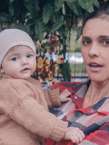Mãe de 3, Fernanda Lima comenta que faz tempo que não dorme bem - Reprodução/Instagram/@fernandalimaoficial